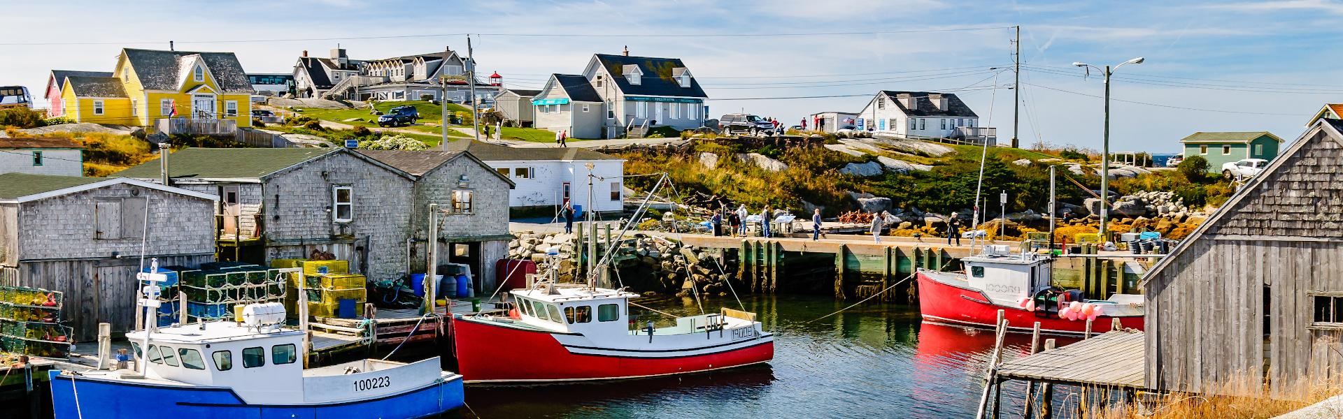 Atlantikkanada & Ostkanada komfort