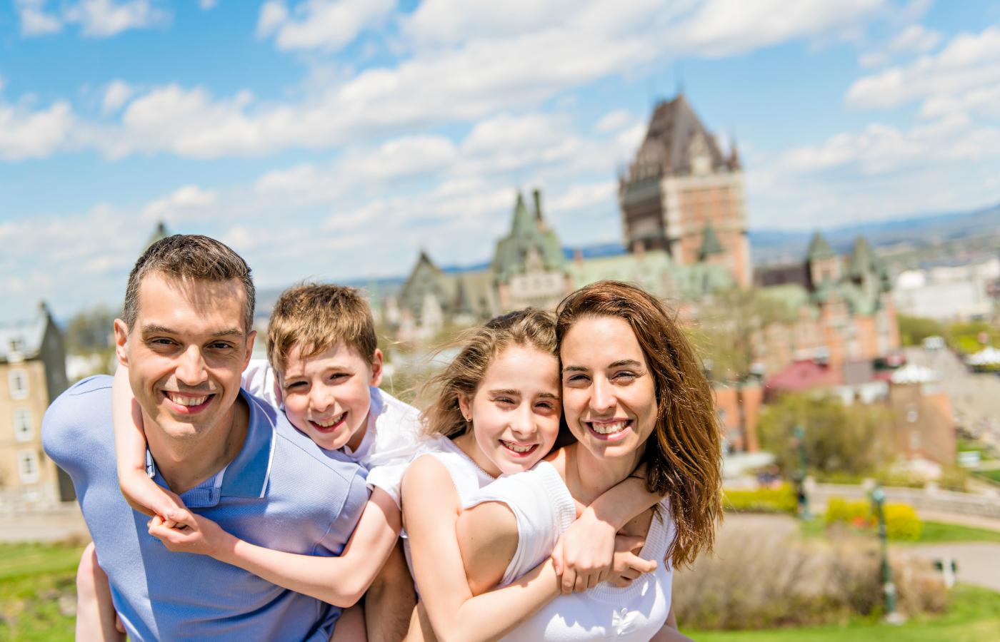 Ostkanada Family kompakt
