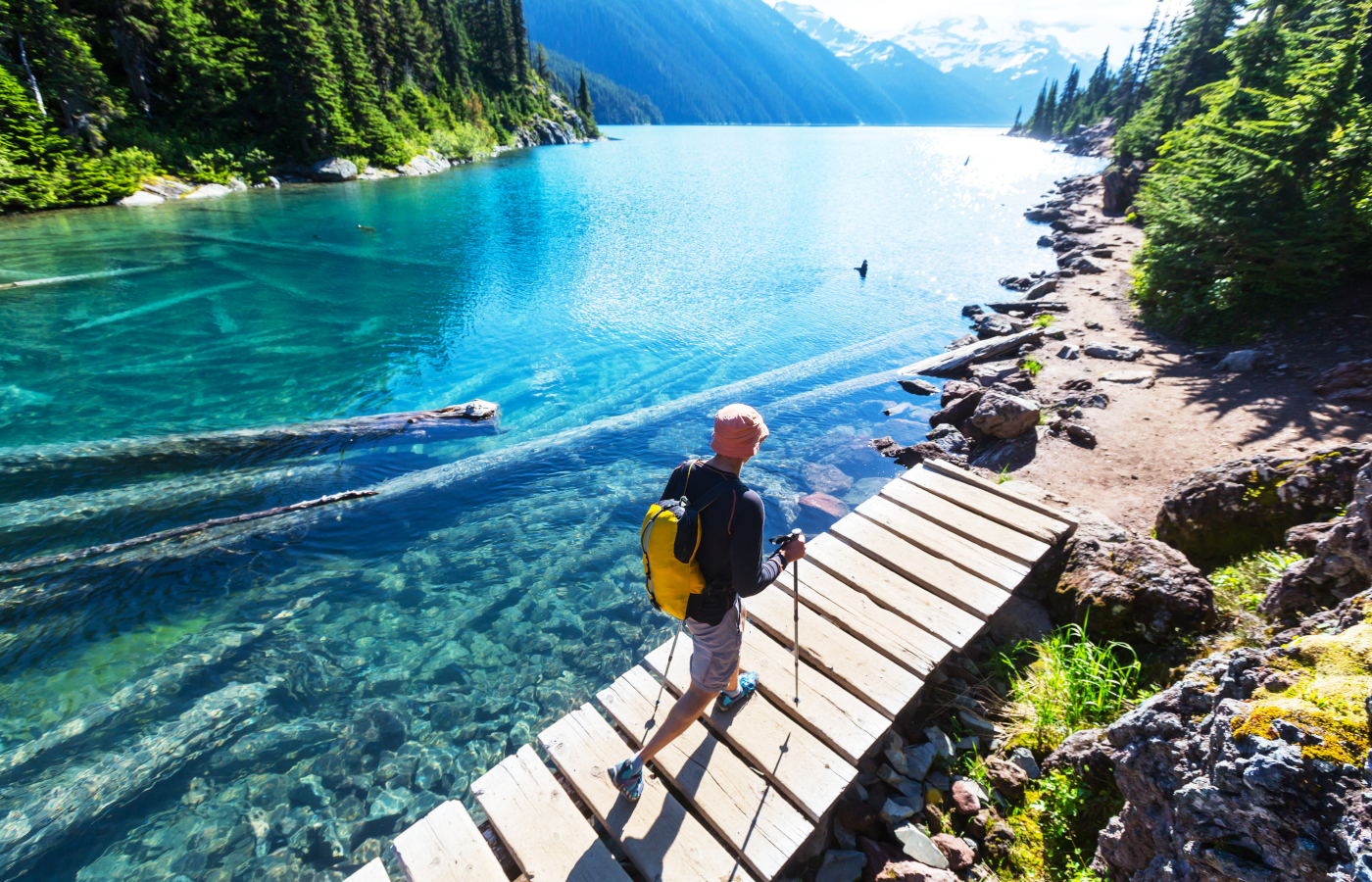 Naturparadies Westkanada