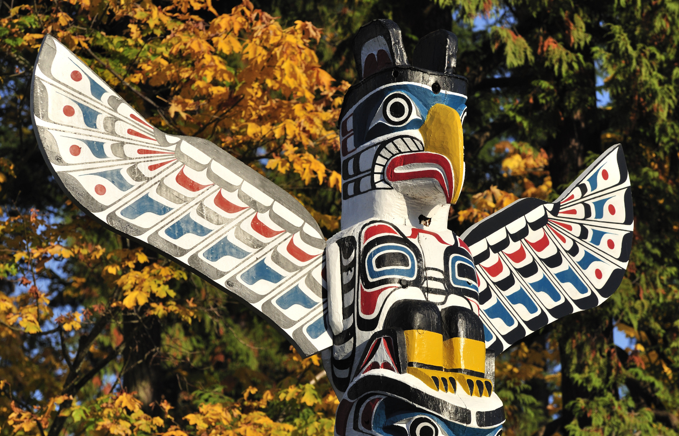 Auf den Spuren der Ureinwohner Westkanadas
