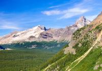 Kanada Mietwagenreise - Rund um die kanadischen Rockies